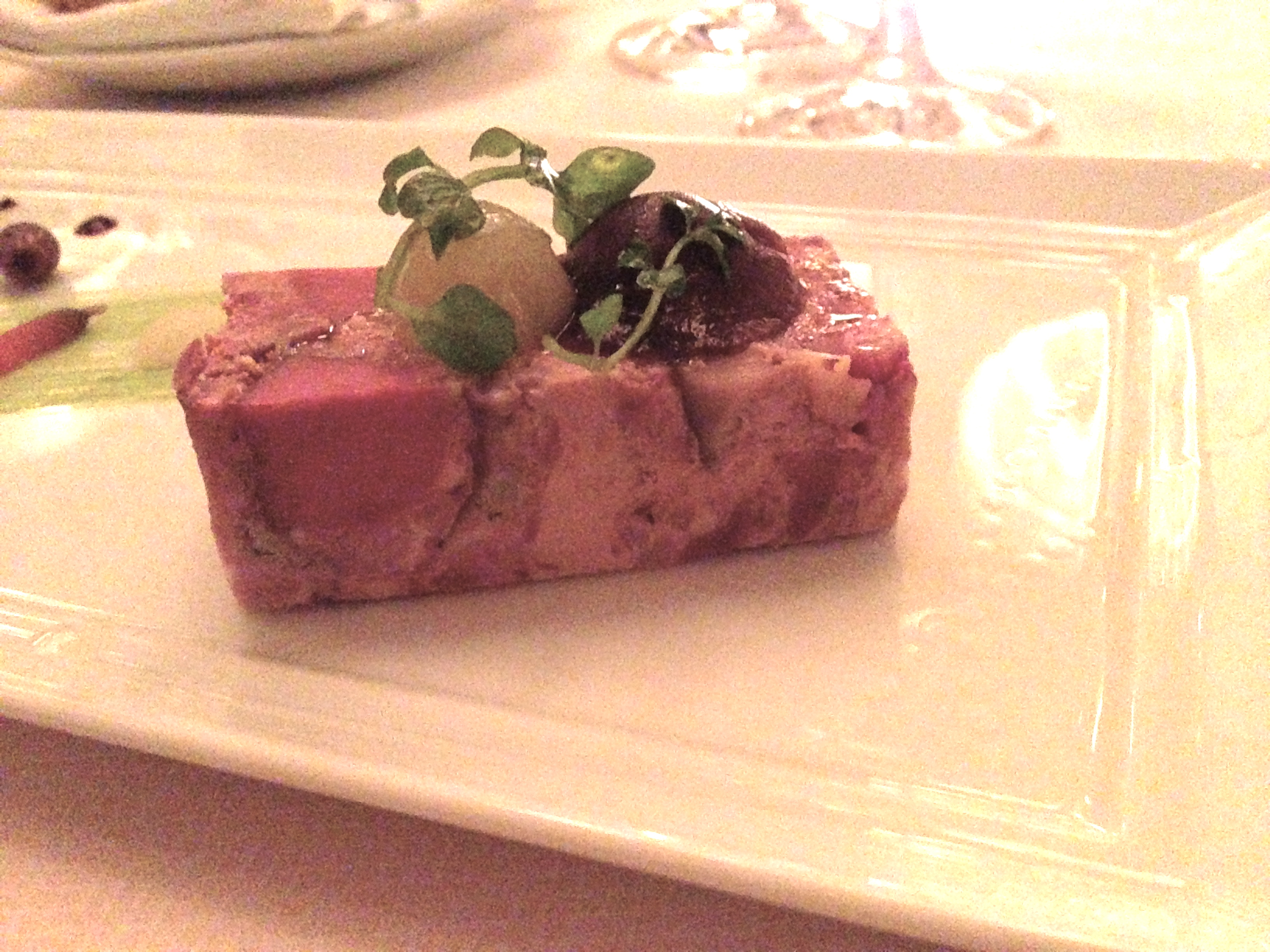 Duck Terrine at Daniel