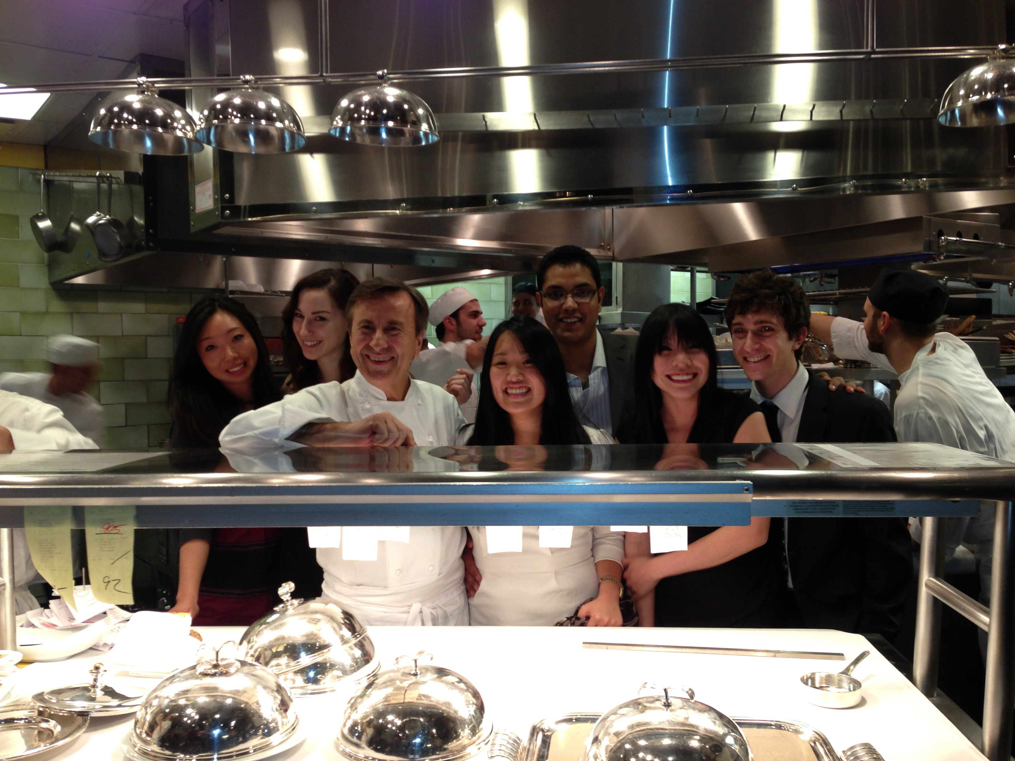 Birthday Group Shot Daniel Boulud