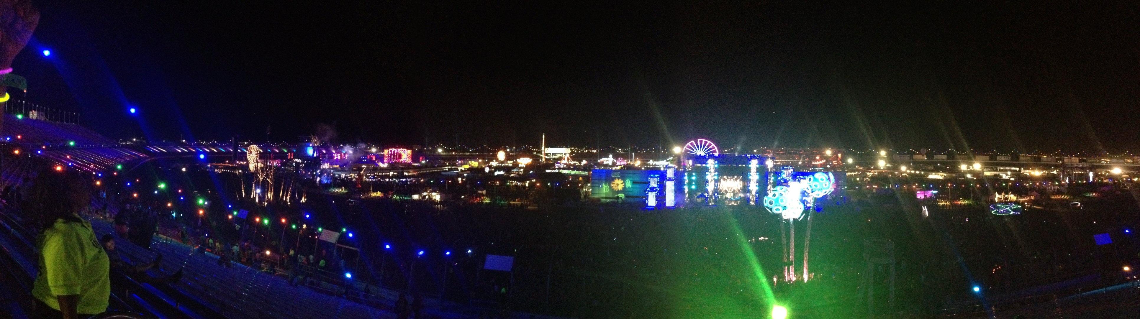 EDC Panoramic