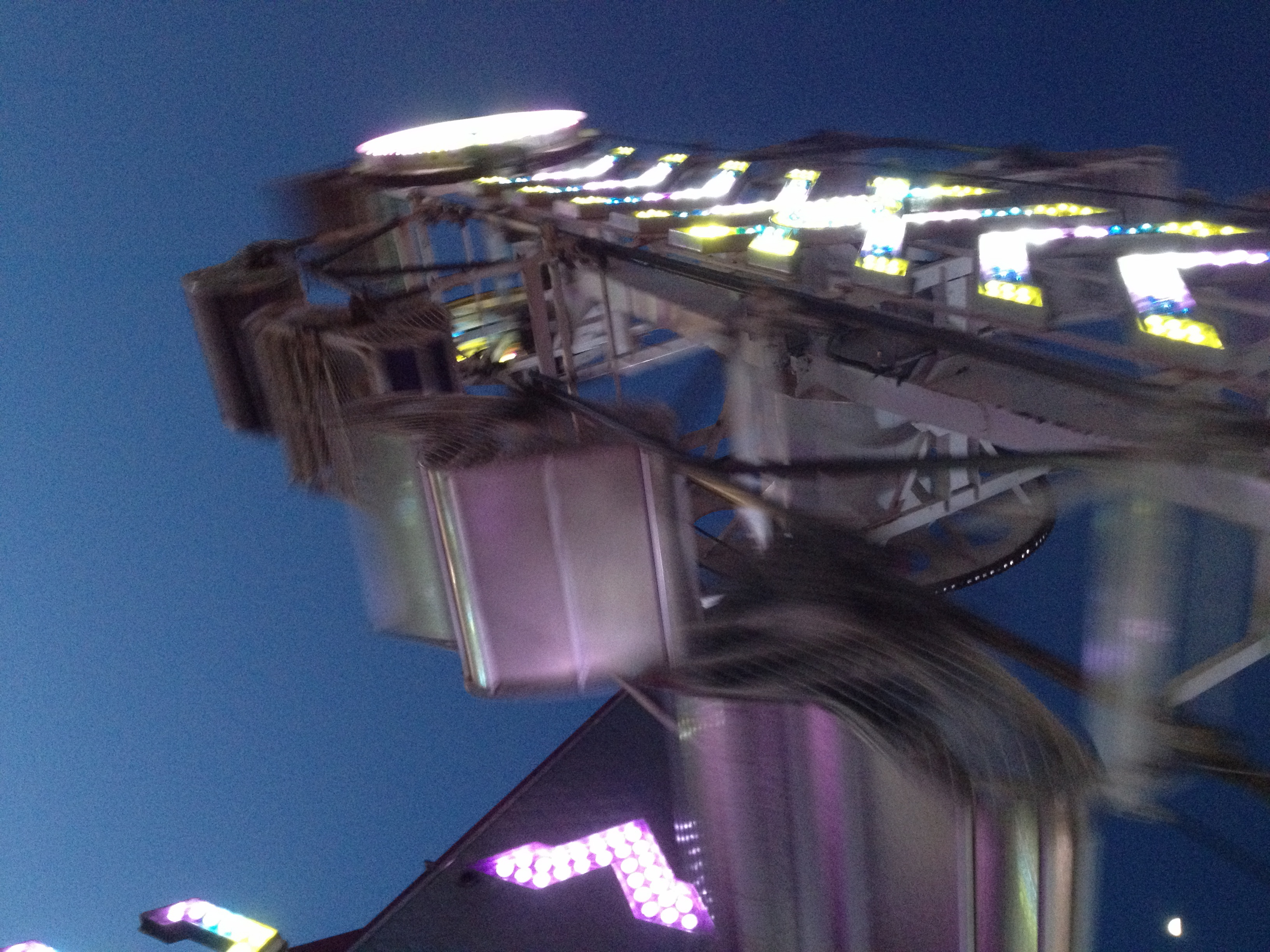 Crazy Ride at Electric Daisy Carnival