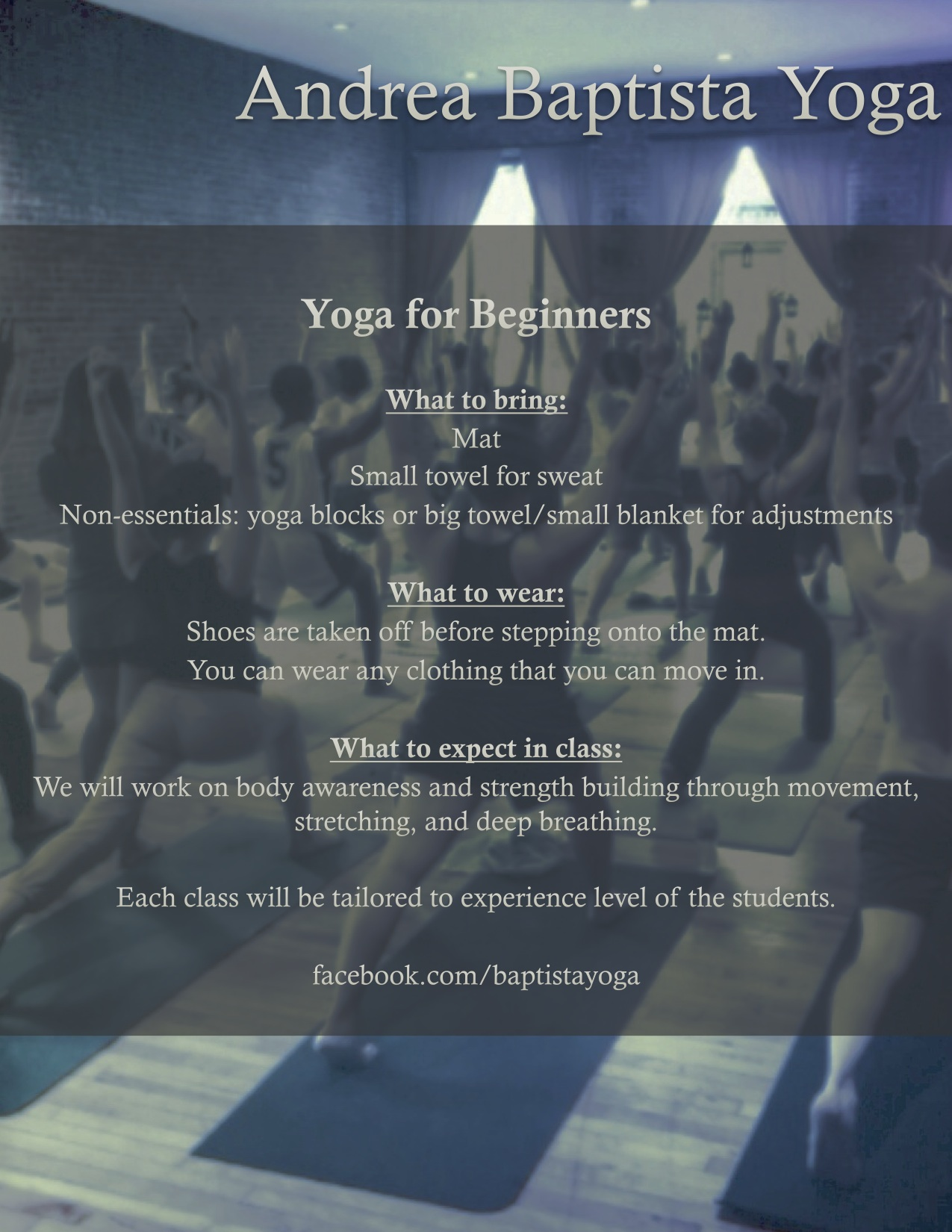 Yoga for Beginners Final