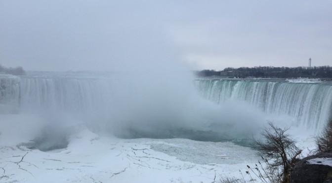 Niagara Falls by Andrea Baptista