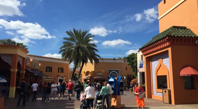 Morocco in Busch Gardens