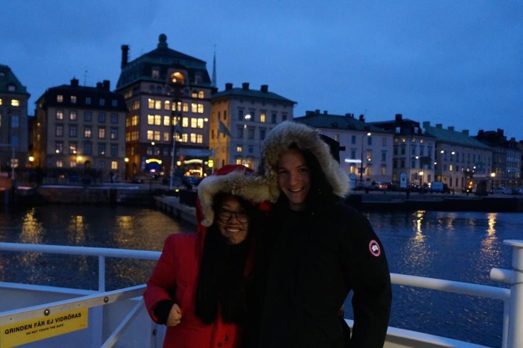Stockholm Ferry Andrea Baptista