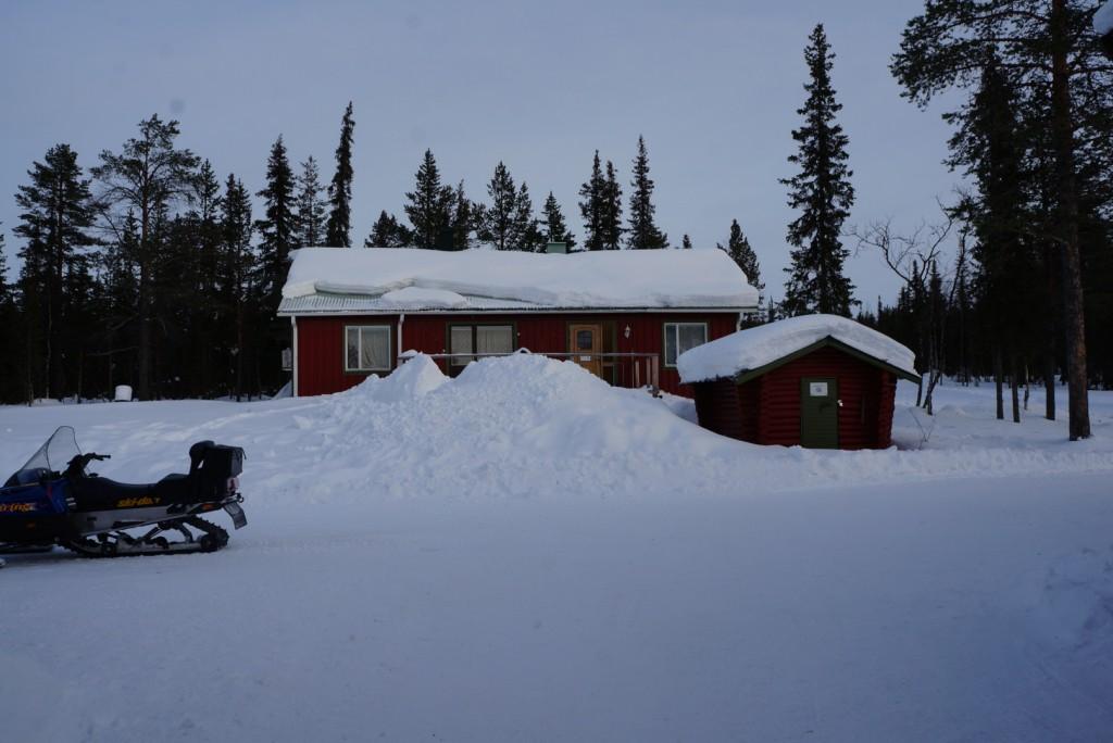 Camp Alta, Kiruna, Sweden
