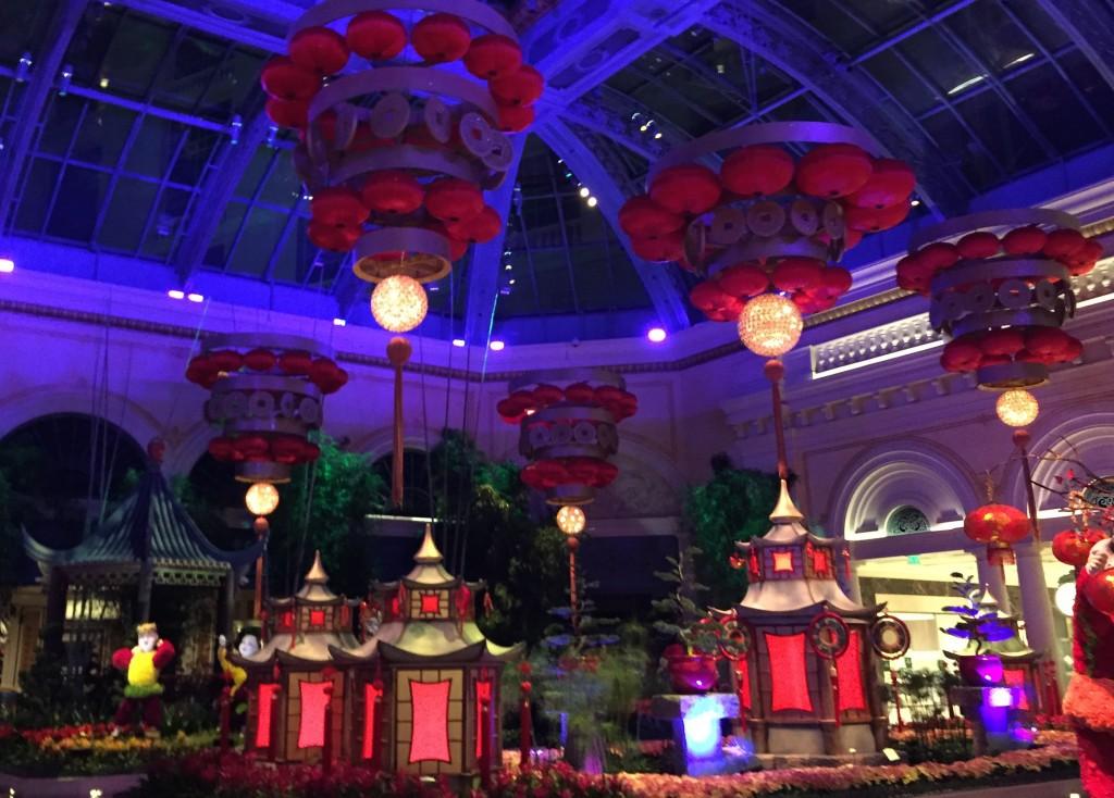 Bellagio Chinese New Year